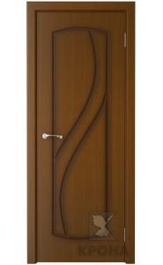 Дверь Крона Венера Орех ДГ