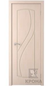 Дверь Крона Венера Беленый дуб ДГ