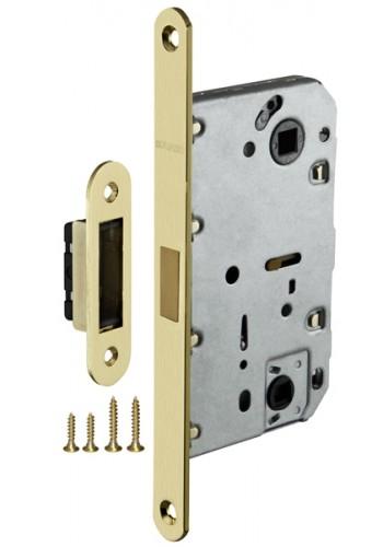 Защелка врезная Fuaro сантехническая магнитная Magnet M96WC-50 SG матовое золото