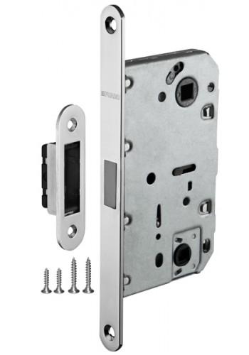 Защелка врезная Fuaro сантехническая магнитная Magnet M96WC-50 CP хром