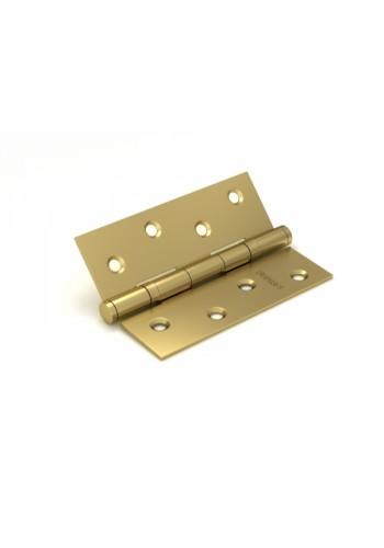 Петля универсальная Fuaro 2BB/BL 100x75x2,5 SB матовое золото