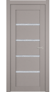 Дверь Статус 121 Грей стекло Канны