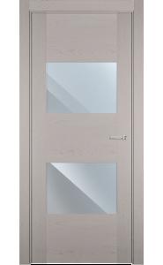 221 Дуб белый стекло Зеркало