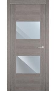 221 Дуб серый стекло Зеркало