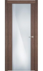 331 Дуб капучино стекло с Вертикальной гравировкой