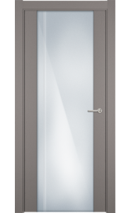 331 Грей стекло с Вертикальной гравировкой