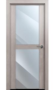 422 Дуб серый стекло Зеркало