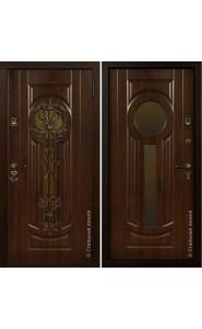 Дверь Стальная линия Афина