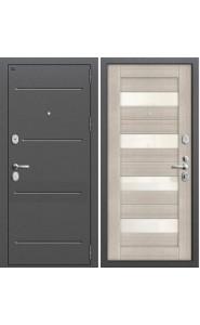 Дверь Groff Т2-223 Cappuccino veralinga White Pearl