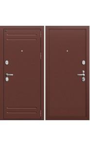 Дверь Groff Т1-210 Антик медь