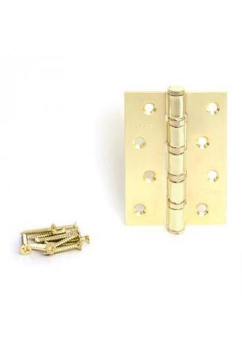 Петля Apecs 100*70-B4-Steel Золото