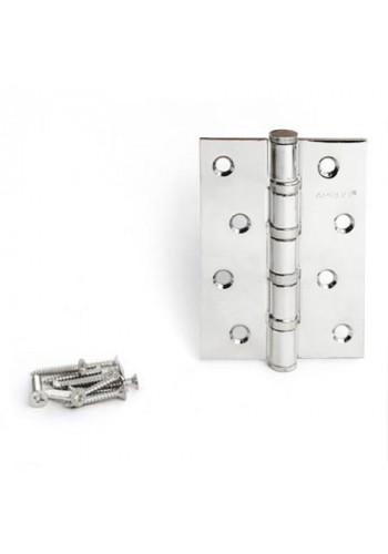 Петля Apecs 100*70-B4-Steel Матовый никель