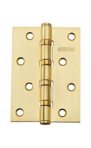 Петля разъемная Adden Bau 100X70X3 без короны Матовое золото
