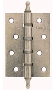 Петля универсальная Adden Bau Vitage 100X70X2.5 4W состаренное серебро