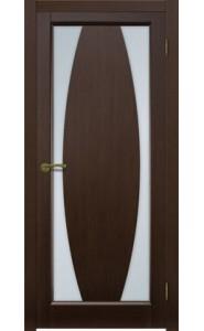 Дверь Матадор Атик 3 Венге Стекло светлое