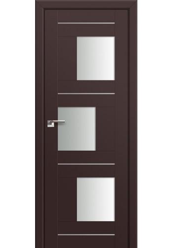 13U Темно-коричневый Стекло Белый Триплекс