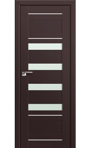 32U Темно-коричневый Стекло Мателюкс