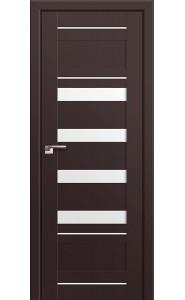 32U Темно-коричневый Стекло Белый Триплекс