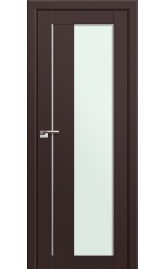 47U Темно-коричневый Стекло Мателюкс