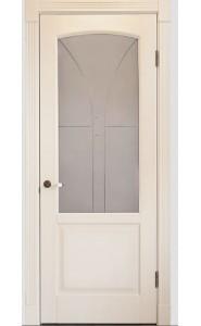 Дверь Лидер Ирина Беленый дуб ДО