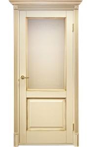 Дверь Катрин Остекленные