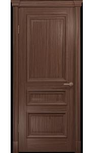 Дверь Арт Деко Аттика 2 Американский орех ДГ
