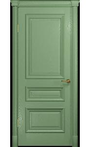 Дверь Арт Деко Аттика 2 Фисташка ДГ
