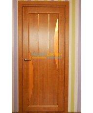 Фото установленной экошпон Серия Porta X Порта-21, цвет Bianco Veralinga