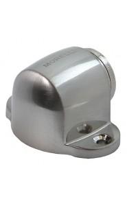 Дверной ограничитель магнитный напольный MDS-1 SN Никель