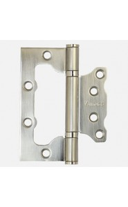 Петля без врезки 2BB-SN Матовый никель
