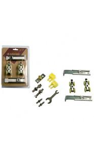 Комплект роликов для раздвижных дверей AY 8315A