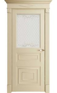 Дверь межкомнатная Florence 62001 Керамик Серена, со стеклом