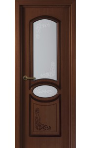 Муза Макоре, со стеклом