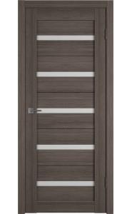 Межкомнатная дверь Atum 7, со стеклом, цвет Grey