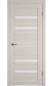Межкомнатная дверь Atum Pro 26, со стеклом, цвет Scansom Oak