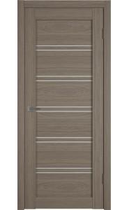 Межкомнатная дверь Atum Pro 28, со стеклом, цвет Brun Oak