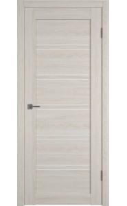 Межкомнатная дверь Atum Pro 28, со стеклом, цвет Scansom Oak