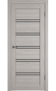 Межкомнатная дверь Atum Pro 28, со стеклом, цвет Stone Oak