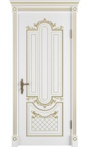 Межкомнатная дверь Alexandria, цвет Polar PG