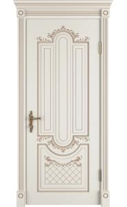 Межкомнатная дверь Alexandria, цвет Ivory PC