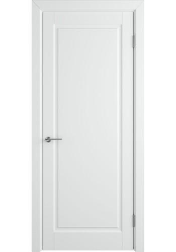 Межкомнатная дверь Glanta, цвет Polar